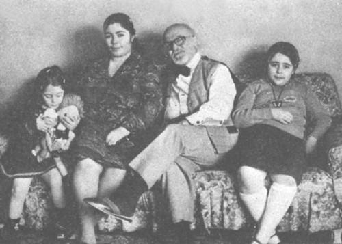 nubar terziyan family