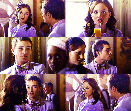 one chuck&blair picspam per episode: 1.02 the wild ব্রাঞ্চ