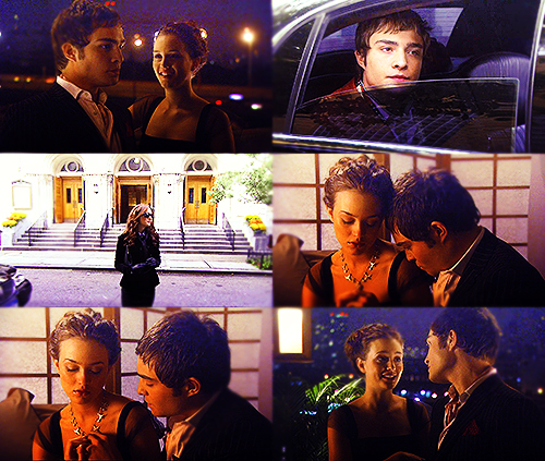 one chuck&blair picspam per episode: 1.08 seventeen candles