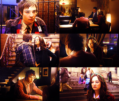 one chuck&blair picspam per episode: 1.13 a thin line between chuck and nate
