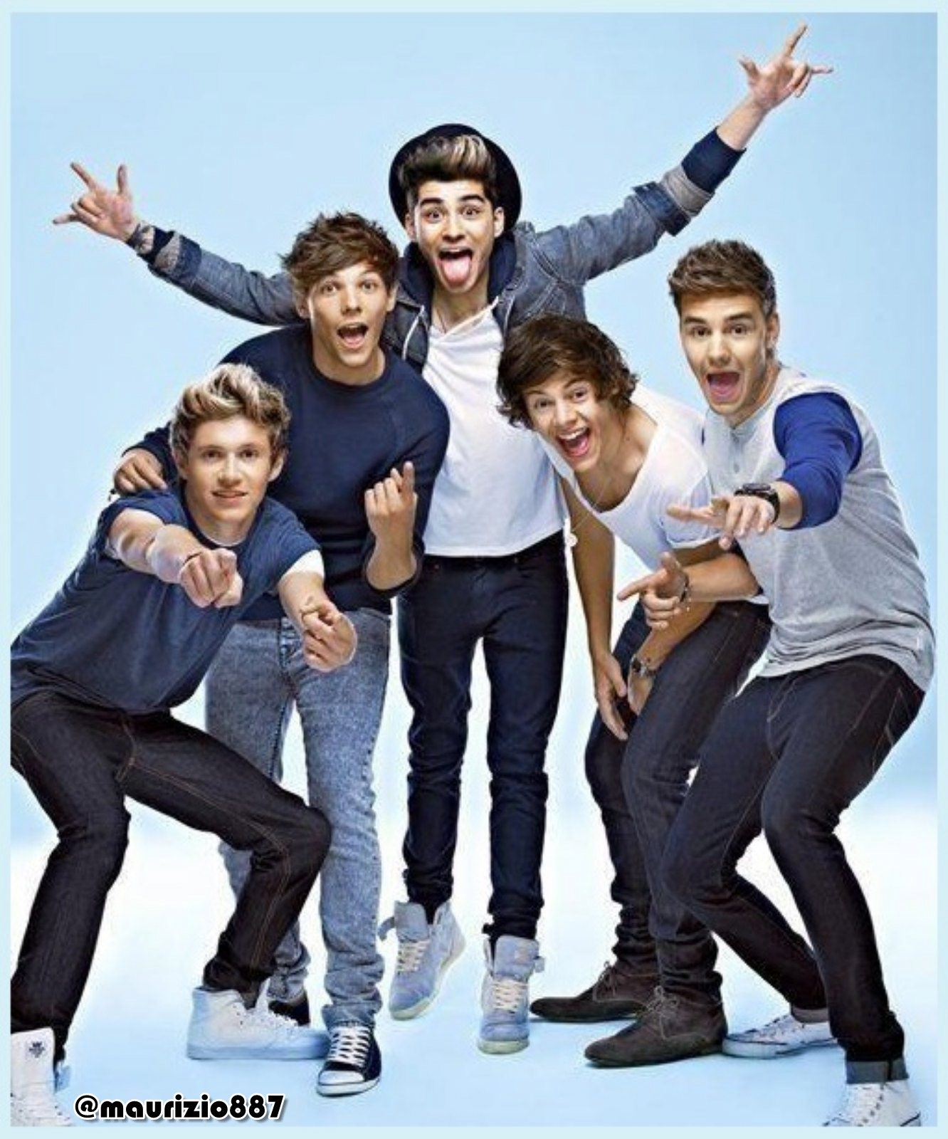 One direction images one direction 2012 hd wallpaper and background