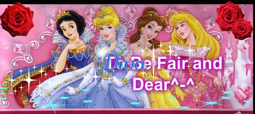 princesses :3
