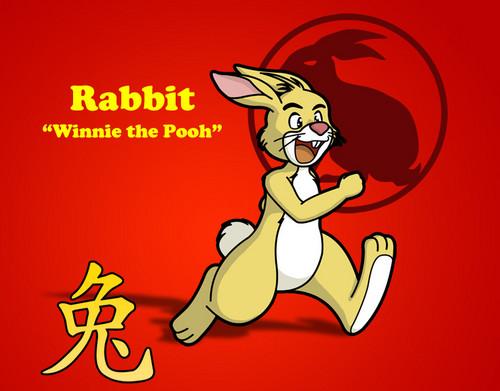 rabbit fã art