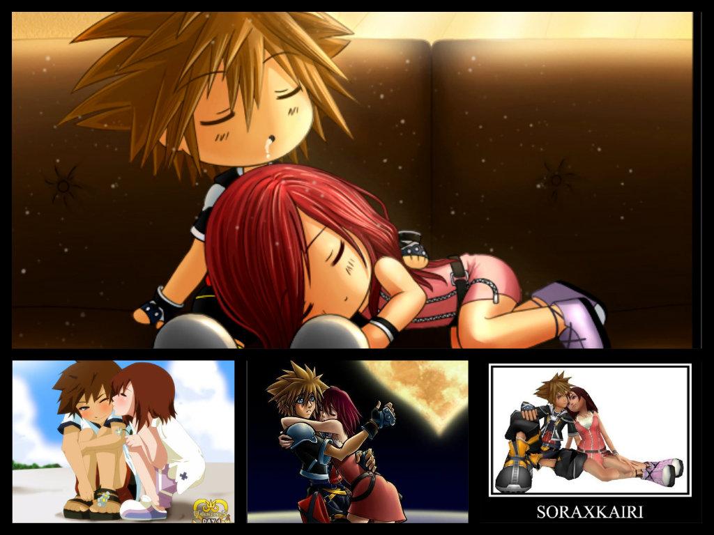 Kairi & Sora Bilder sora HD Hintergrund and background Fotos (33134846)