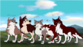 the balto family - balto photo