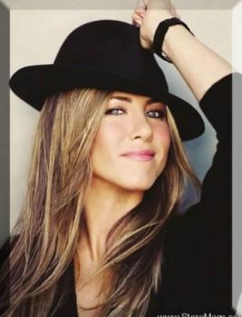 the beautiful Jen Aniston