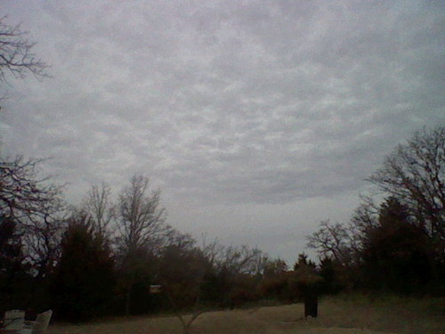 the dark sky of 12 30 12