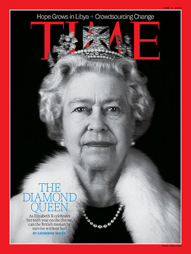 the diamond Queen -time