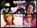the worlds sexiest guy - princeton-mindless-behavior fan art