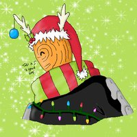 naruto shippuuden images tobi christmas photo - Naruto Christmas
