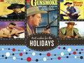 tv western stars - garfield fan art