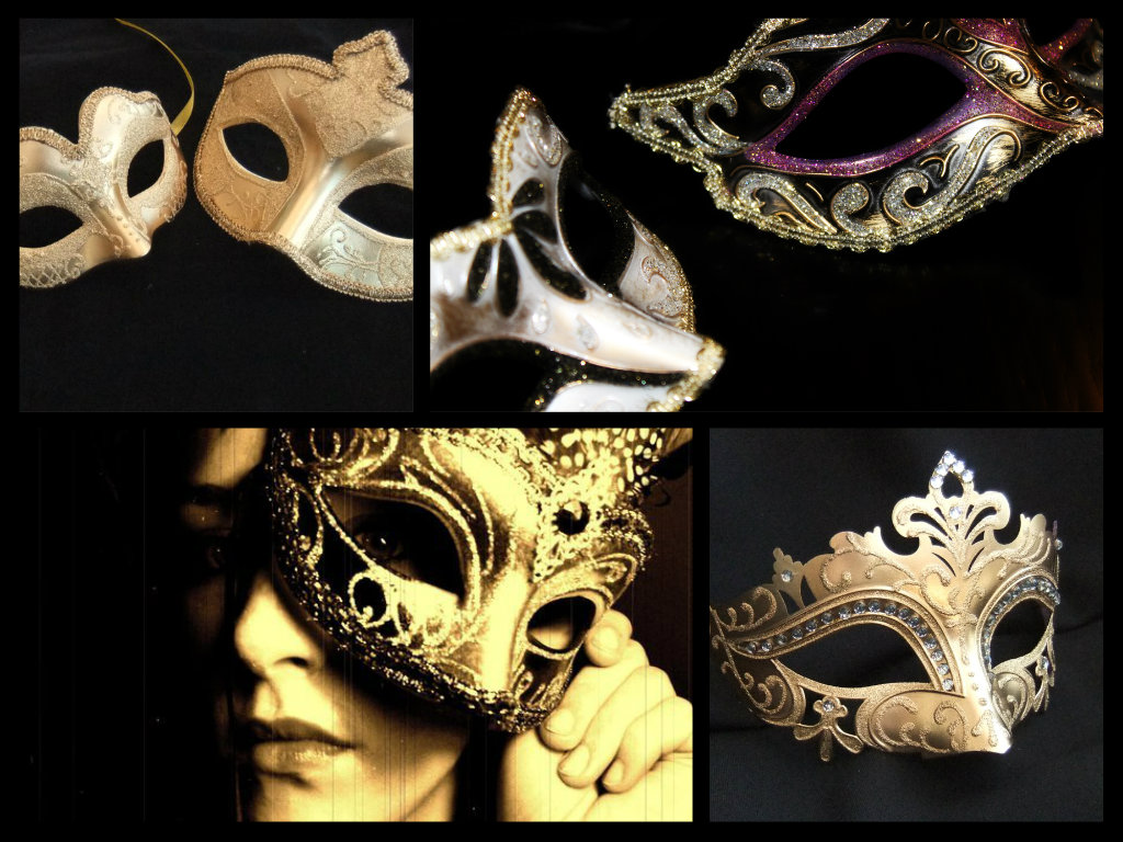 Masquerade Mask Costume Accessories Masks | LONG HAIRSTYLES