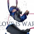 Love is war - kaito fan art