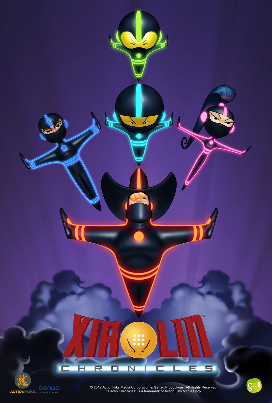 xiaolin chronicles poster - Xiaolin Showdown Photo ... Шаолиньские Хроники Кимико