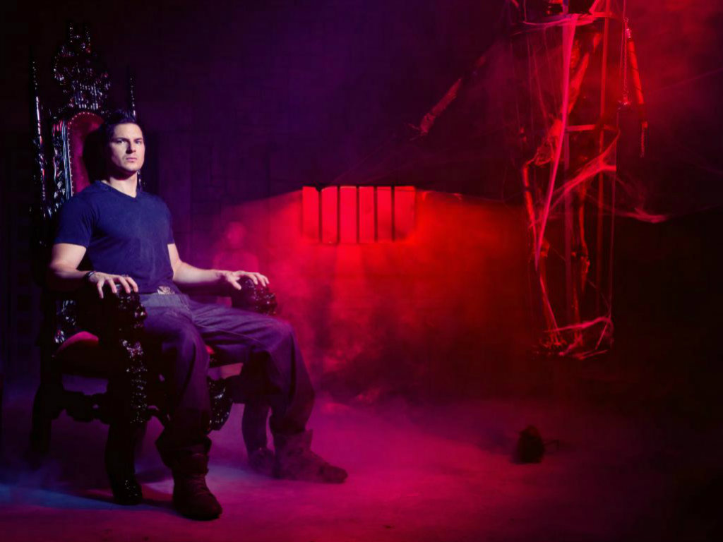 zak - Zak Bagans Wallpaper (33166131) - Fanpop fanclubs