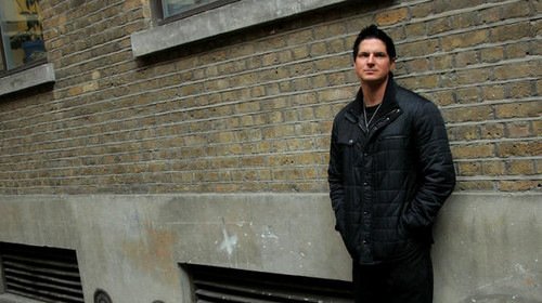 Zak Bagans wallpaper containing a business suit, a suit, and a well dressed person called zak