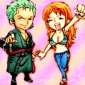 zoro nami one piece