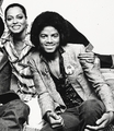 ♥ Cutie Michael & Diana Best Friends ♥ - michael-jackson photo
