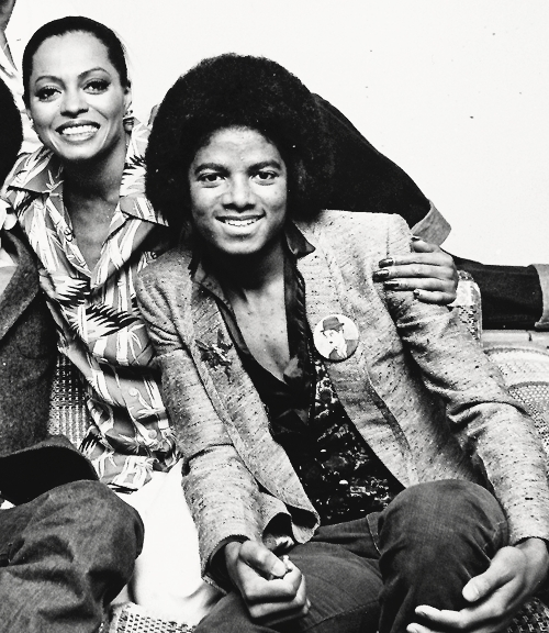 ♥ Cutie Michael & Diana Best Friends ♥