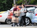 December 23: Shopping with her Mother at Gelson's in L.A. - anna-kendrick photo