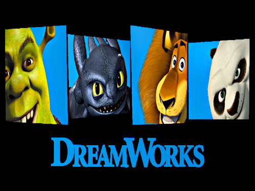 ★ Dreamworks ☆