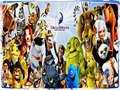 ★ Dreamworks ☆  - dreamworks-animation wallpaper