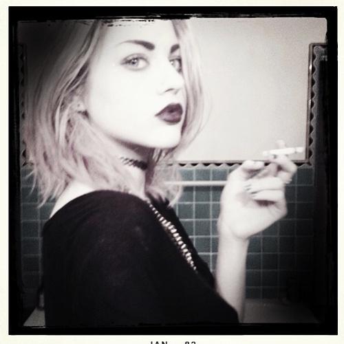 Frances фасоль, бин Cobain