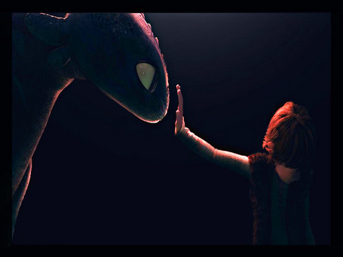 ★ How to Train Your Dragon ☆