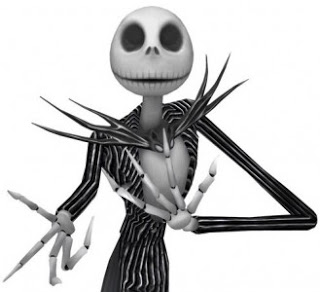Jack Skellington پیپر وال entitled Jack Skellington