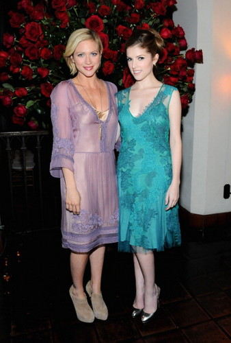January 10: Alberta Ferretti And Vogue Limited Edition Collection 2013 Fashion Show And Dinner