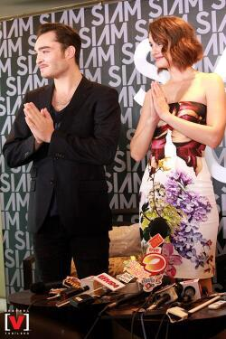 Leighton at Siam Center Grand Opening Event
