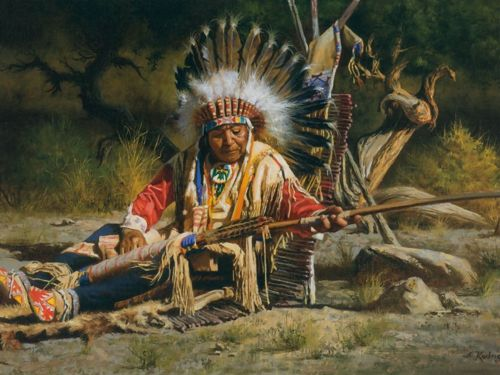 ღ★ღ Native American Indians ღ☆ღ