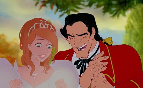 """No one does weddings like Gaston!"""