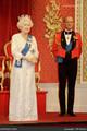皇后乐队 Elizabeth II _madame tussauds
