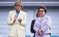 クイーン Elizabeth II and princess diana