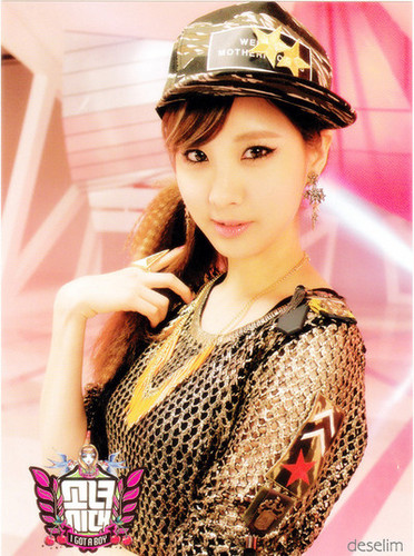 ♥SNSD IGAB Photocard♥