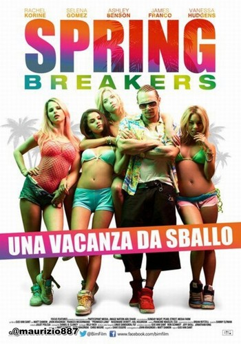 Spring Breakers Italy