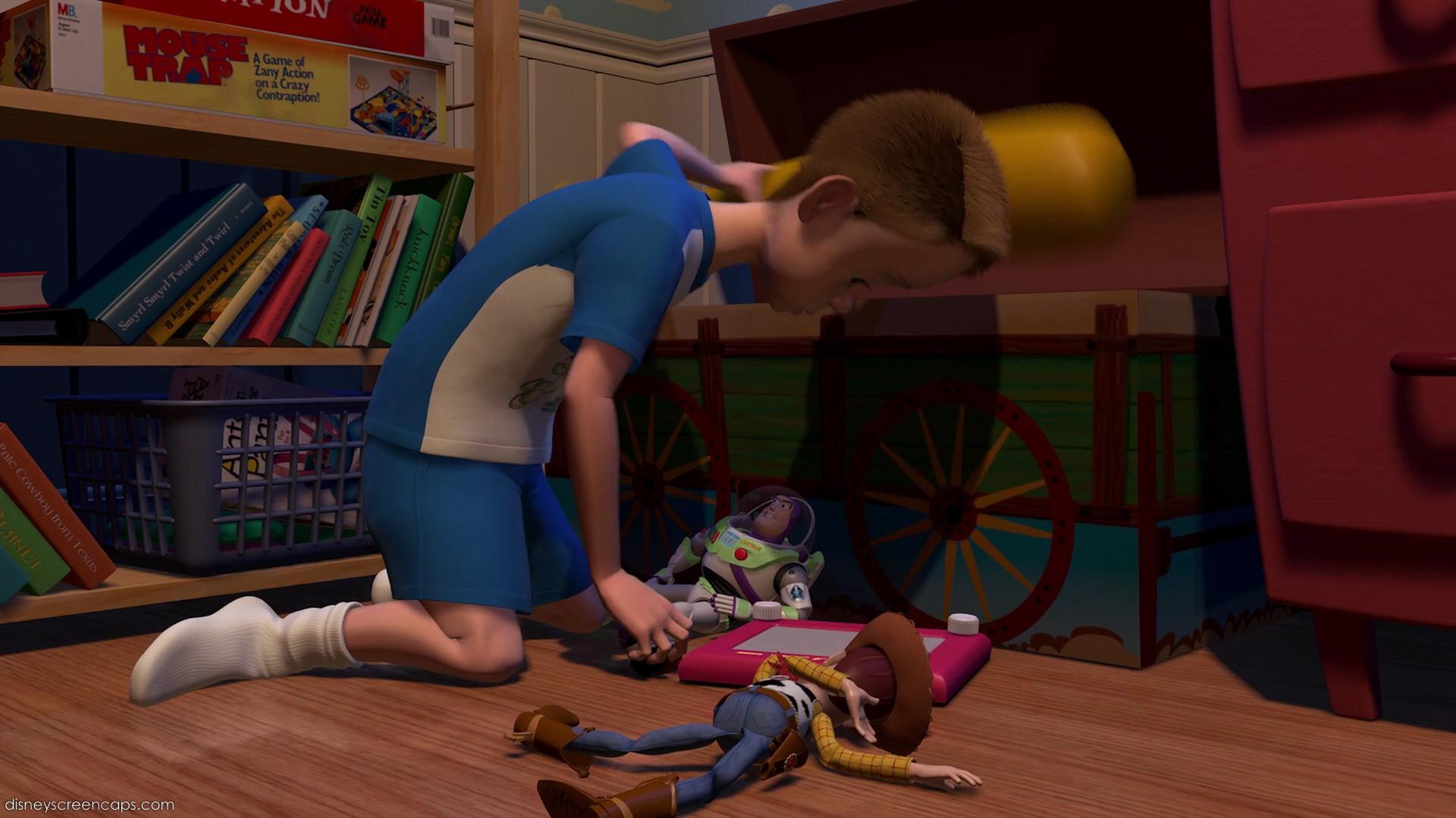 "Toy Story ""Strange Things"""