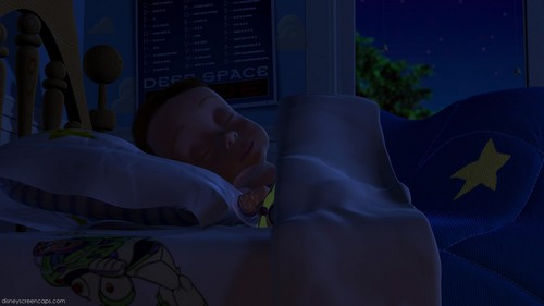 "Toy Story wallpaper probably with a neonate and a milk titled ""Strange Things"""