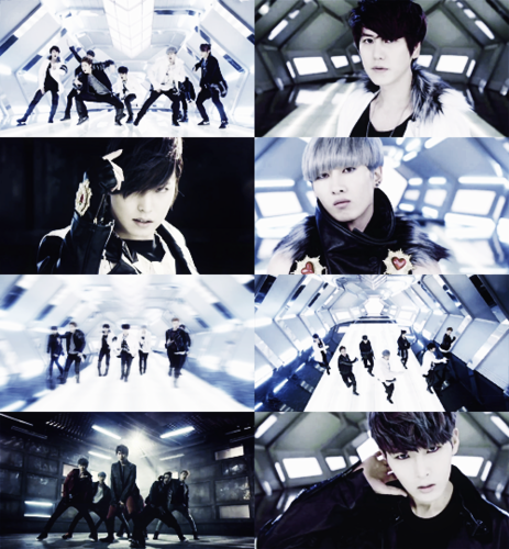 ♥ Super Junior M - Break Down MV! ♥