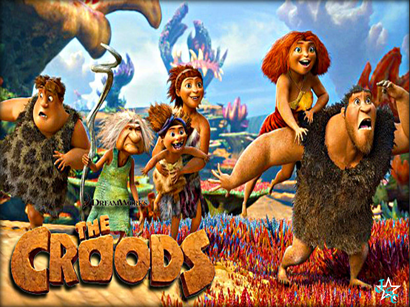 56e36dc87 Dreamworks Animation images ☆ The Croods ☆ HD wallpaper and background  photos