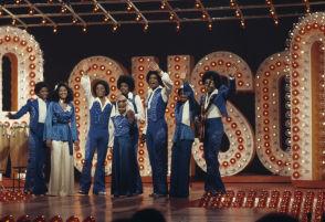 """The Jacksons"" Variety montrer"