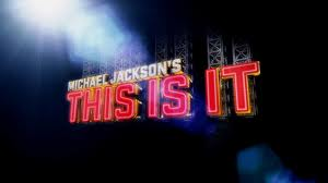 """This Is It"" Marquee"