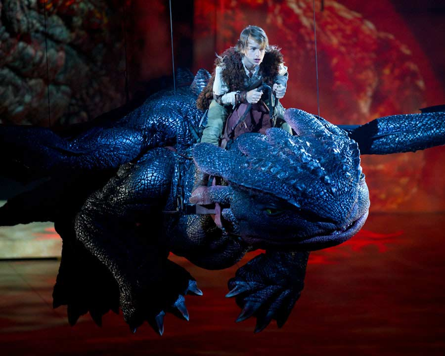 how to train your dragon arena spectacular