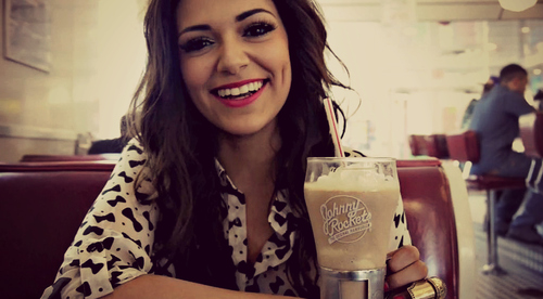 Bethany Mota wallpaper possibly containing a munich beer entitled ♥