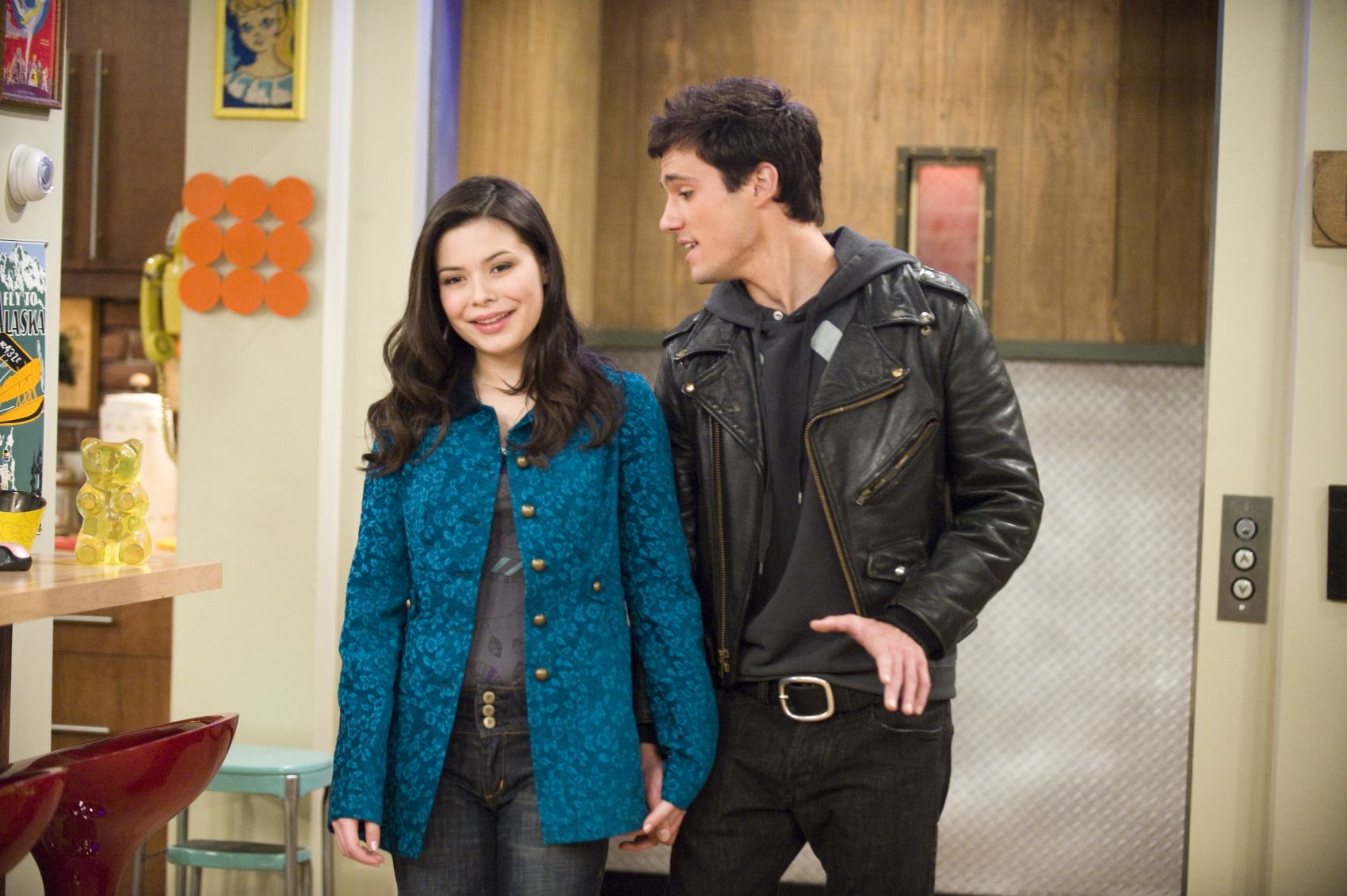 icarly dating a bad boy Awesomely awesome quiz about icarly's episode: idate a bad boy.