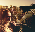 ➞ sandor&sansa - sandor-and-sansa fan art