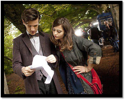 11th Doctor & Clara