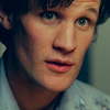 The Eleventh Doctor photo containing a portrait titled 11th Doctor