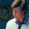 The Eleventh Doctor photo possibly containing a portrait entitled 11th Doctor